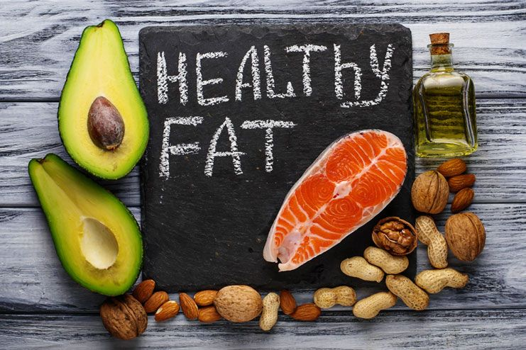 Saturated Fats In Your Diet