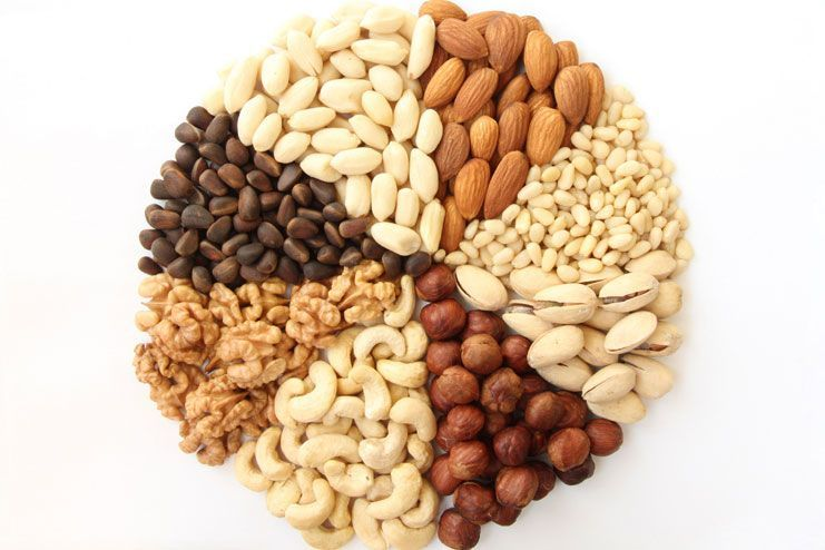 Dry fruits help in preventing cancer