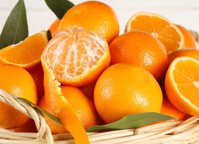 Nutrition Facts Of Oranges
