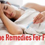 Home Remedies for Fever