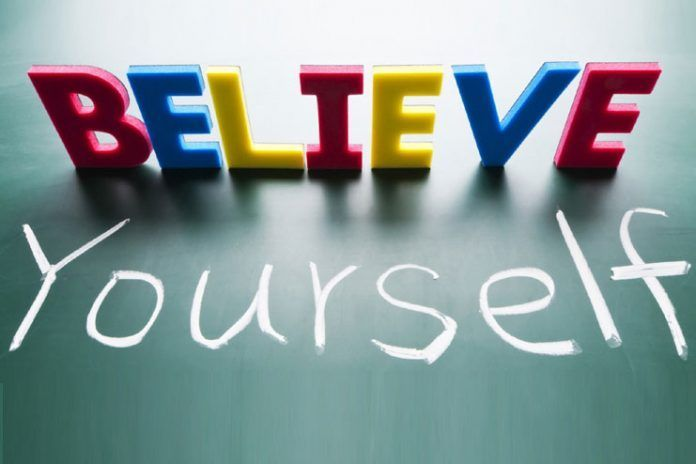 Feel a positive urge for success