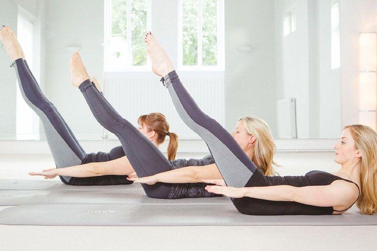 What do Pilates do