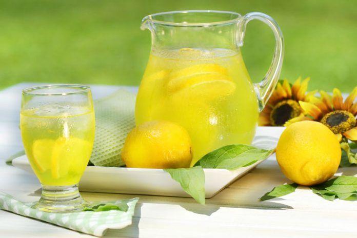 detox drinks for summer