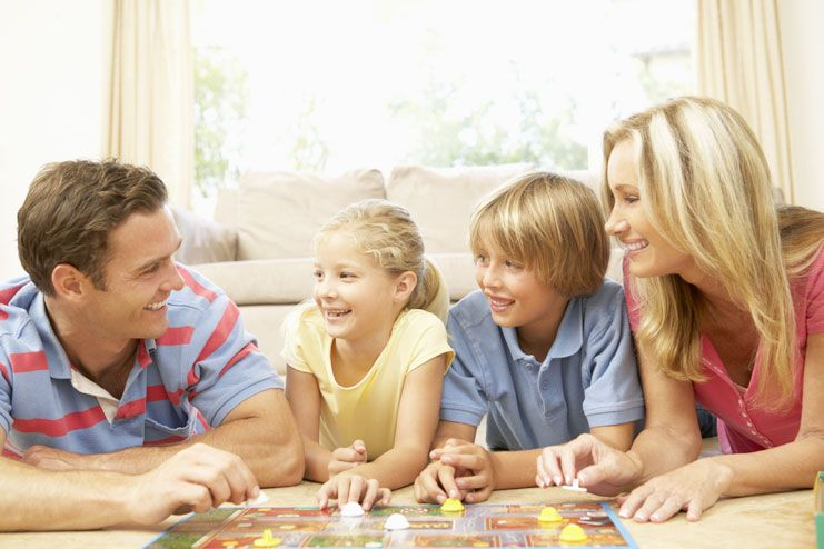Spend time with your family