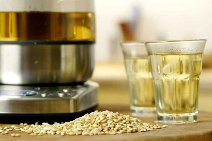 Benefits Of Barley Tea