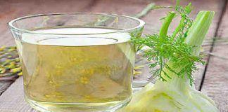 benefits of fennel tea