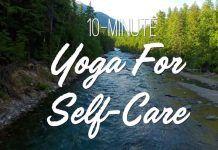 10 Minute Morning Yoga