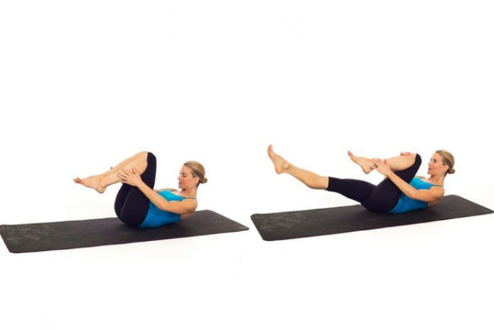 Single and Double leg stretch