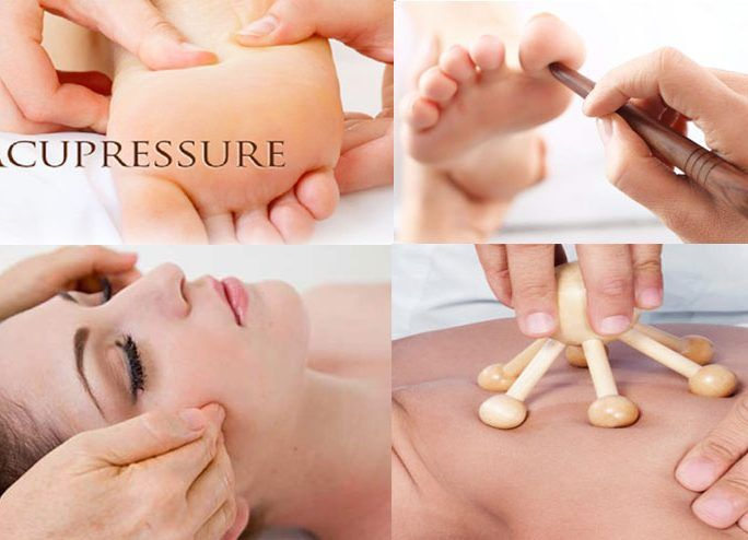 acupressure points for relieving stress