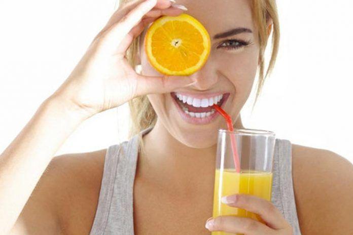 Orange consumption