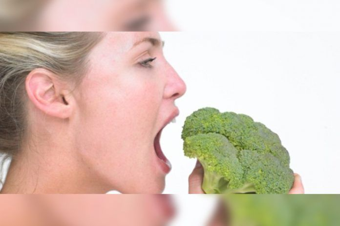Increase broccoli consumption