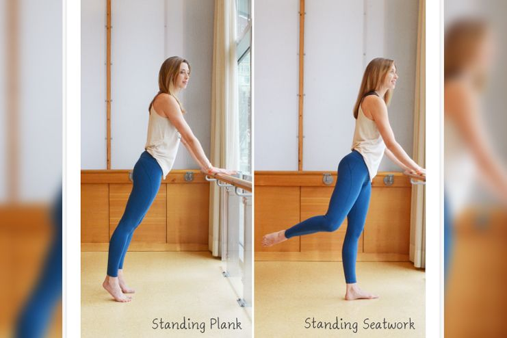Barre Standing works