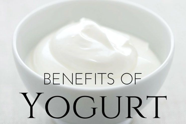 Yogurt Benefits for Skin