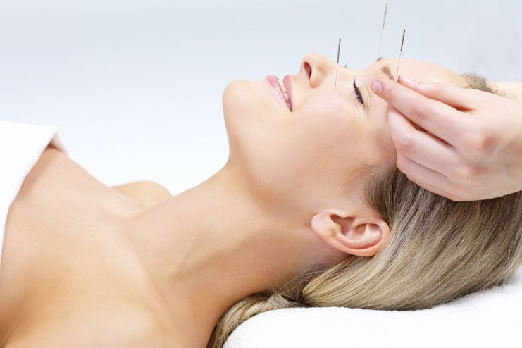 Acupuncture helps