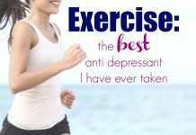 best exercises for depression