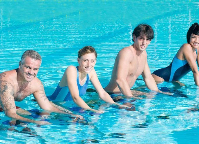 water exercises for weight loss