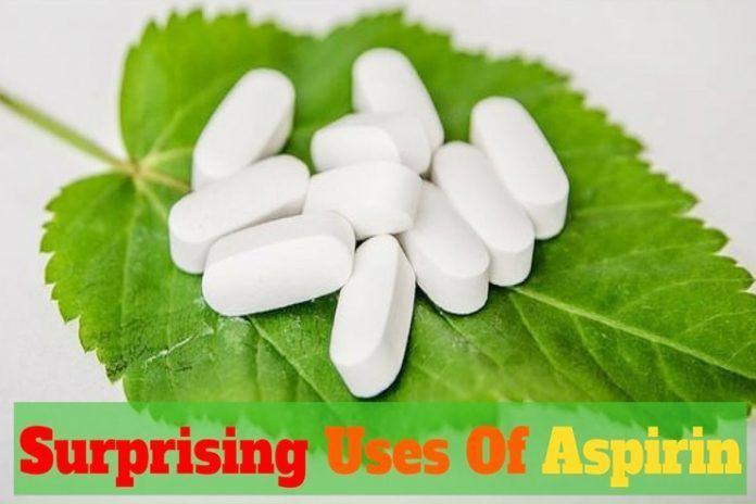 surprising uses of aspirin