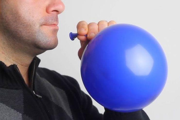 Balloon Exercise Benefits