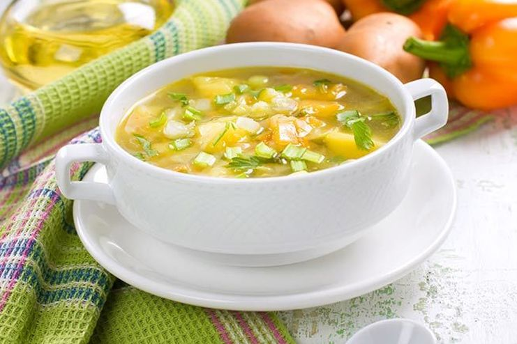 Ayurvedic healthy soup