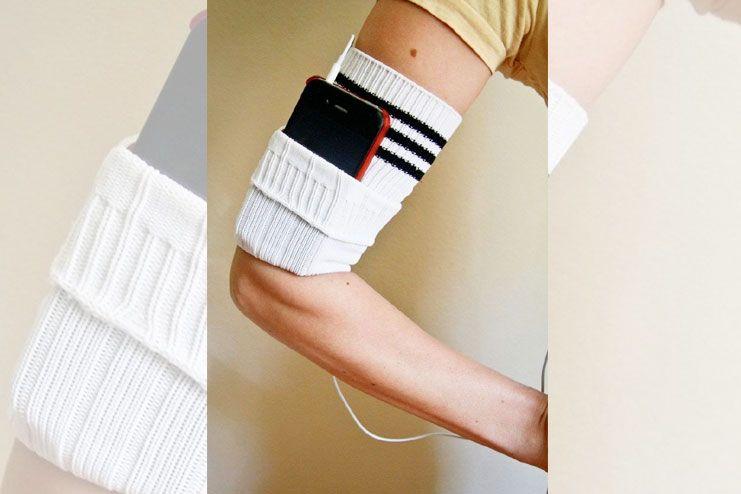 Use old socks