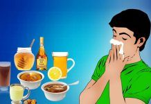 Treating Common cold and cough at home