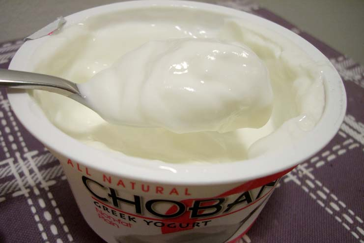 Is Yogurt helpful in acid reflux