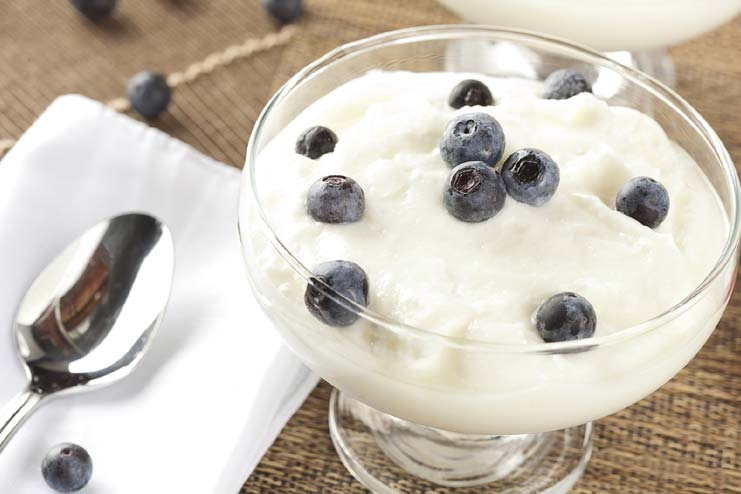 Best ways of yogurt for treating acid reflux
