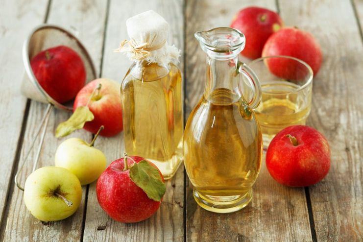 Apple Cider Vinegar and Honey for Sore Throat
