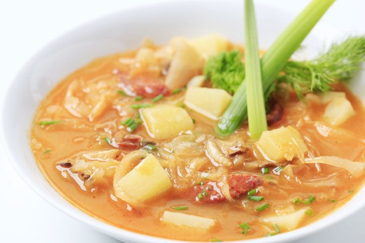 pros and cons of cabbage soup diet