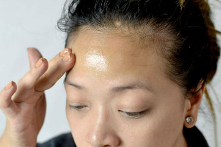 Oil really help to get rid of Wrinkles