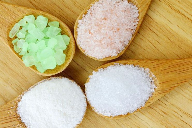 epsom salt for constipation
