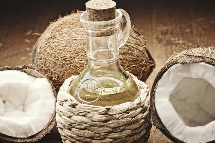 Does coconut oil work for hemorrhoids