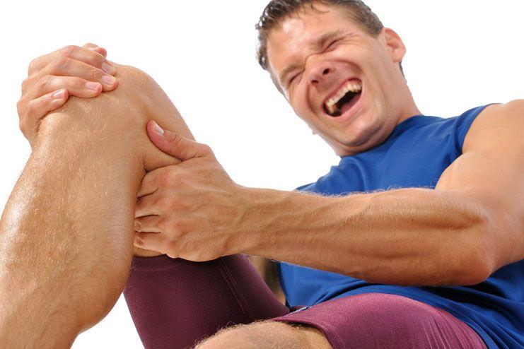 Leg cramp prevention