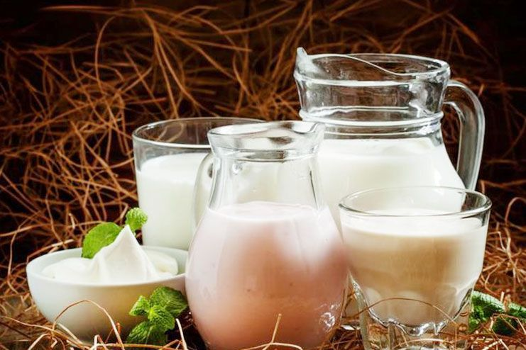 Does milk cause acid reflux