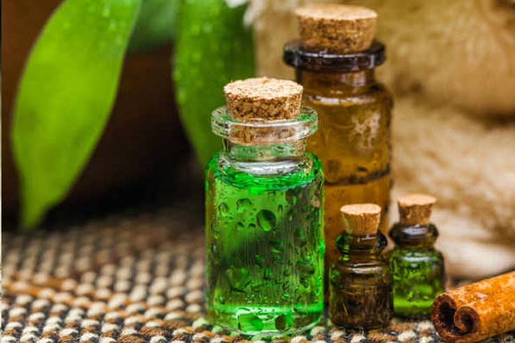 tips while using tea tree oil