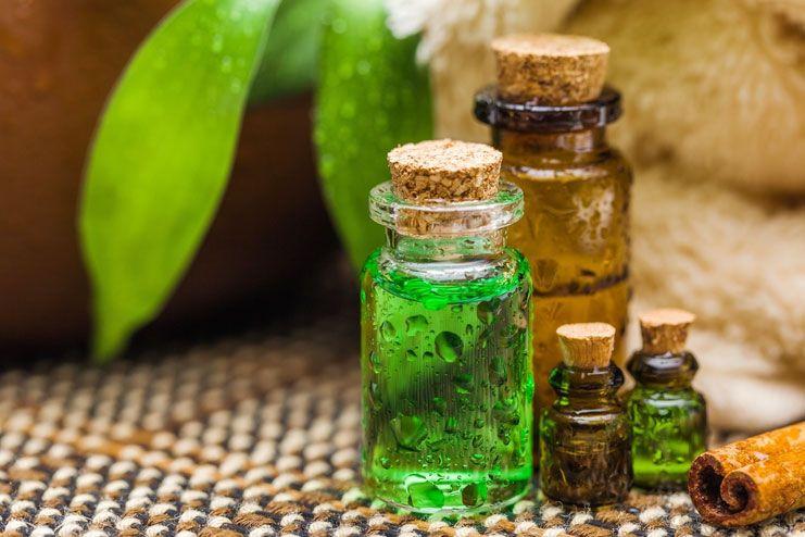 using tea tree oil for hair