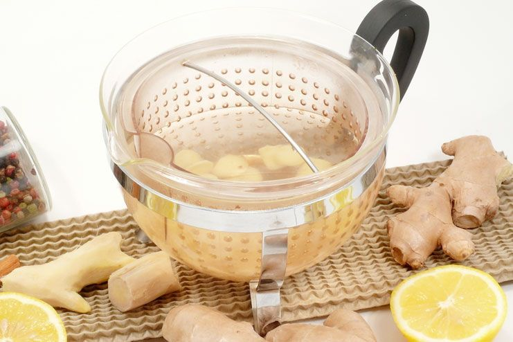 use ginger for stomach gas