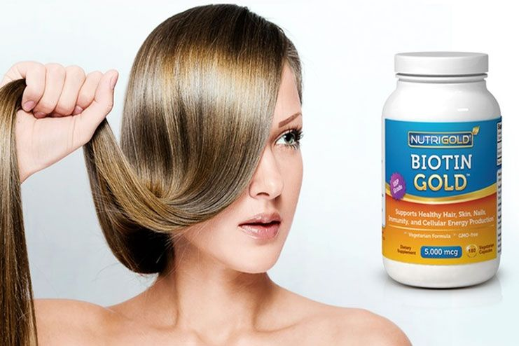 How much biotin to take for hair growth