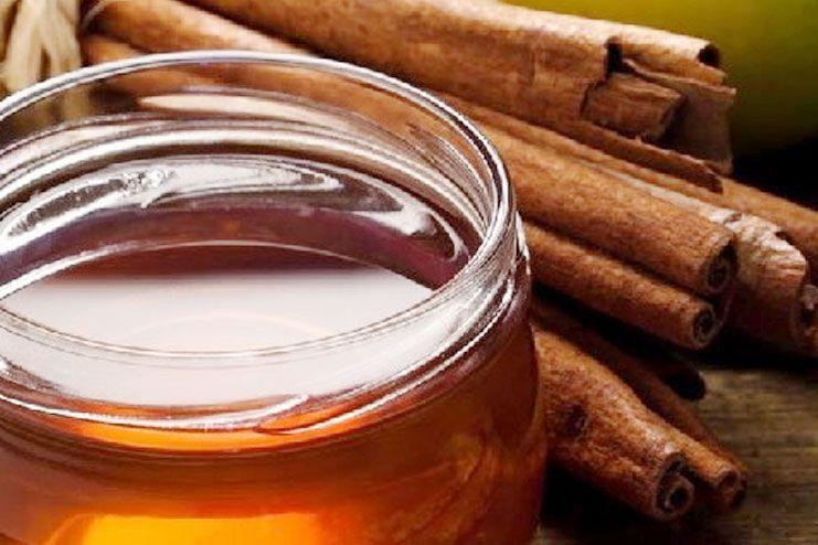 should take honey and cinnamon