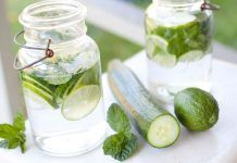 Cucumber Water Benefits