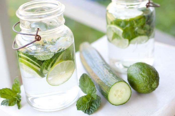 Cucumber Water Benefits