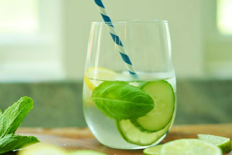 Why you should drink cucumber water every day