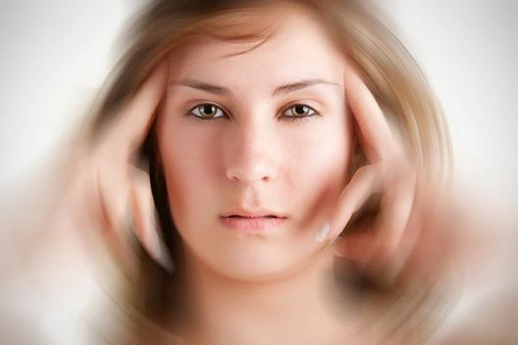 Treatment of dizziness