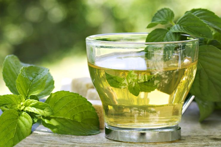 Is parsley tea good for health