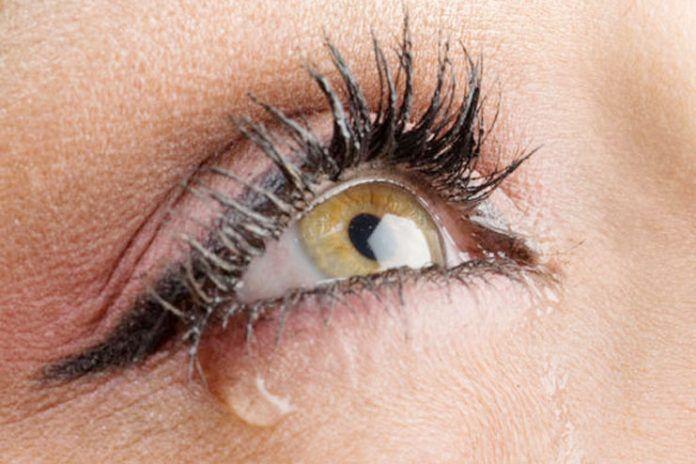 watery eyes