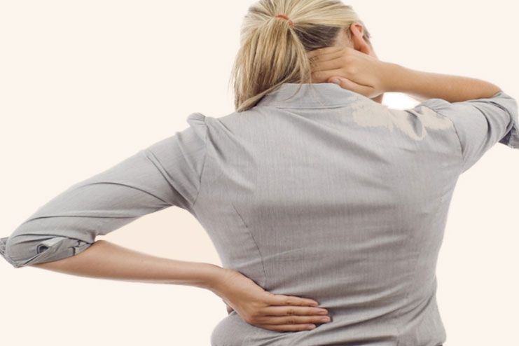 Symptoms of neural foraminal stenosis