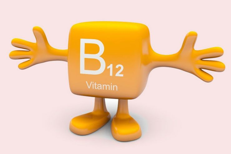 interactions of Vitamin B12