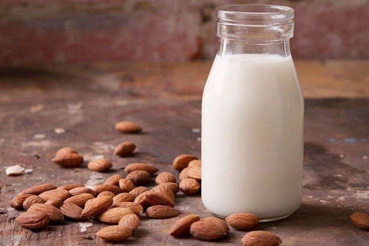 What is almond milk