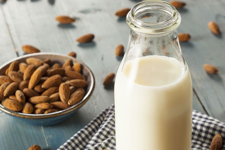 almond milk good for you