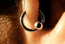 daith ear piercing for anxiety and migraine